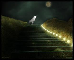 Wolf by Merlinator