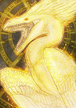Her golden glory