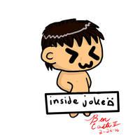 Inside Joke by Idene