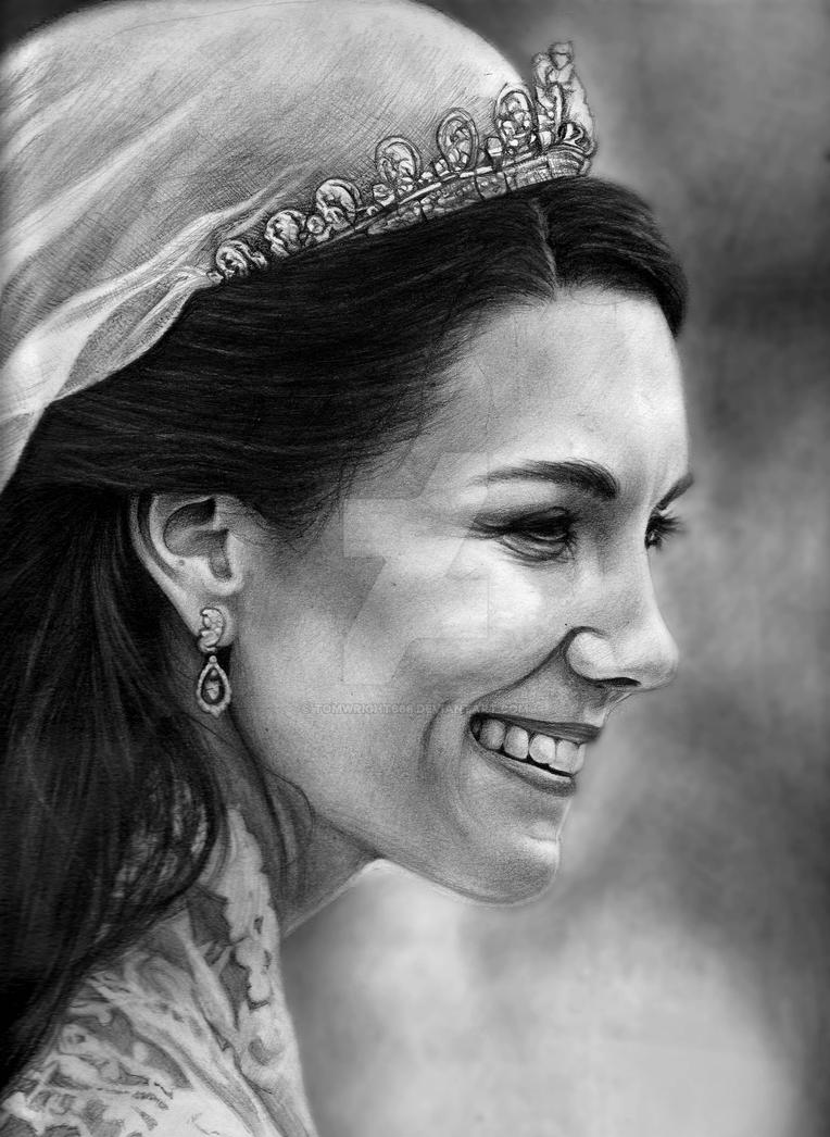 Princess Kate by tomwright666