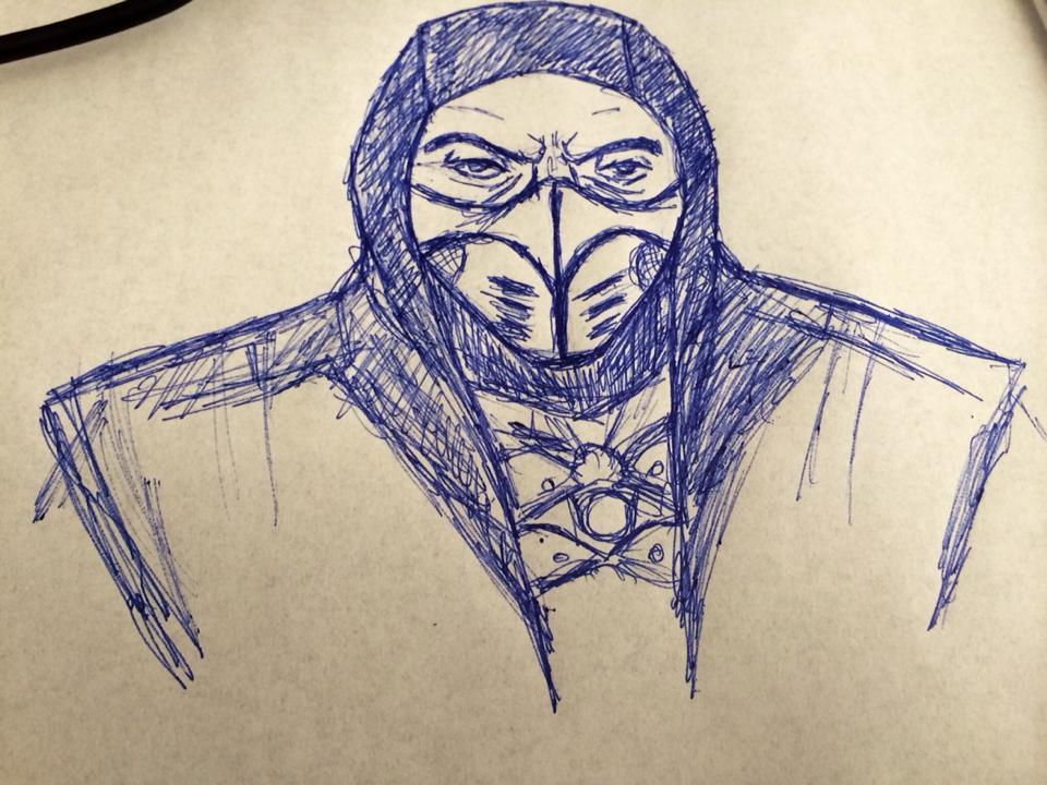 Vengeance will be mine! by BenSoulstone