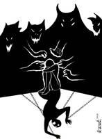Inner Darkness by LamLArts