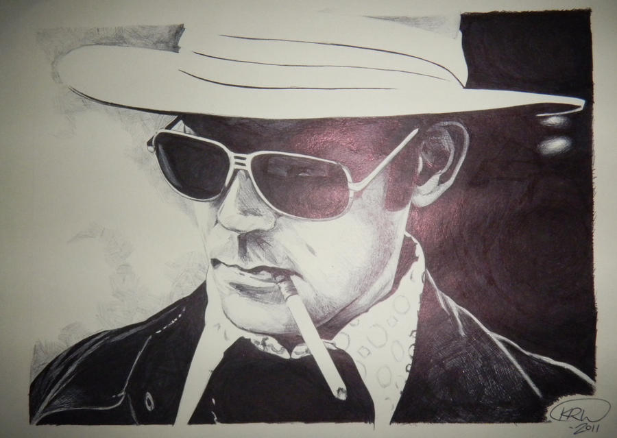 Hunter S Thompson Essays
