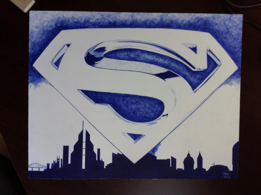 Superman Symbol By Opeyuvadown On DeviantArt