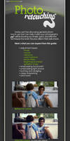 Photo Retouching Tutorial 2.0 by ValentineDeviant