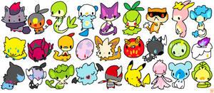 Pokemon BW wallpaper