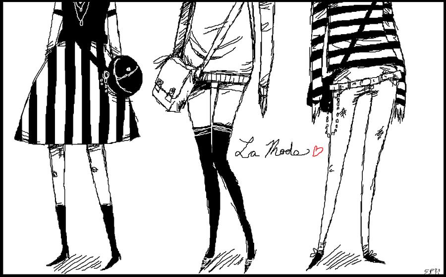 Fashion by Koolaid-Girl