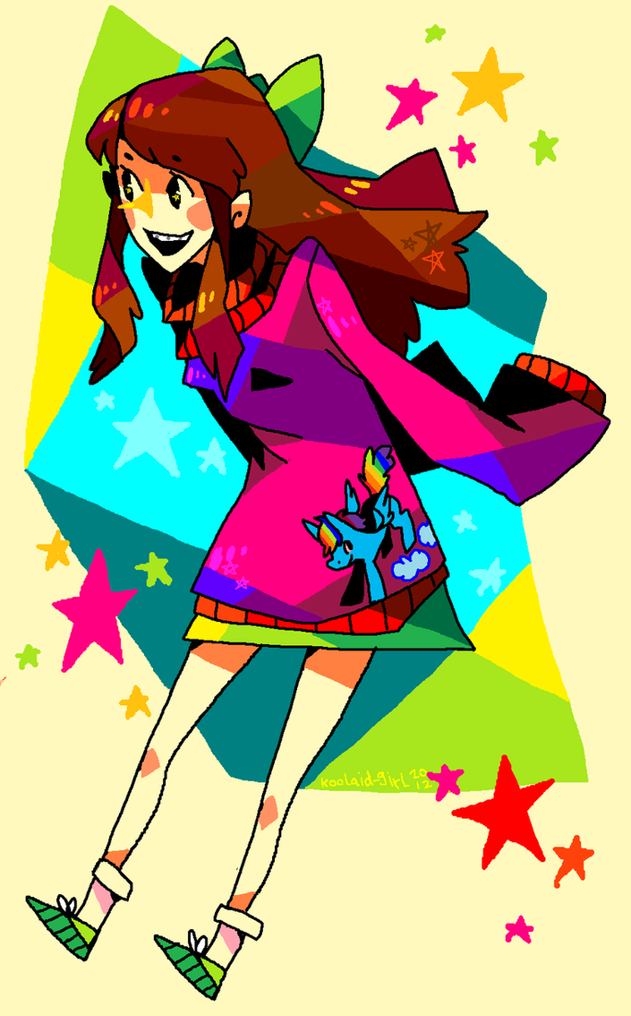 Mabel Pines by Koolaid-Girl