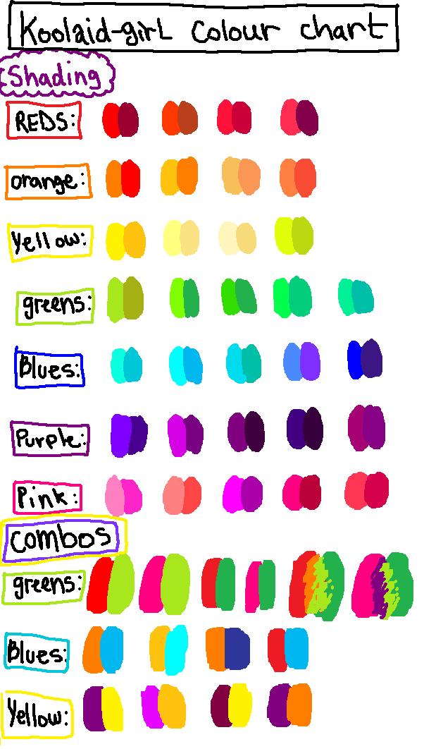 Colors that go