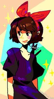 I am a Cute Witch