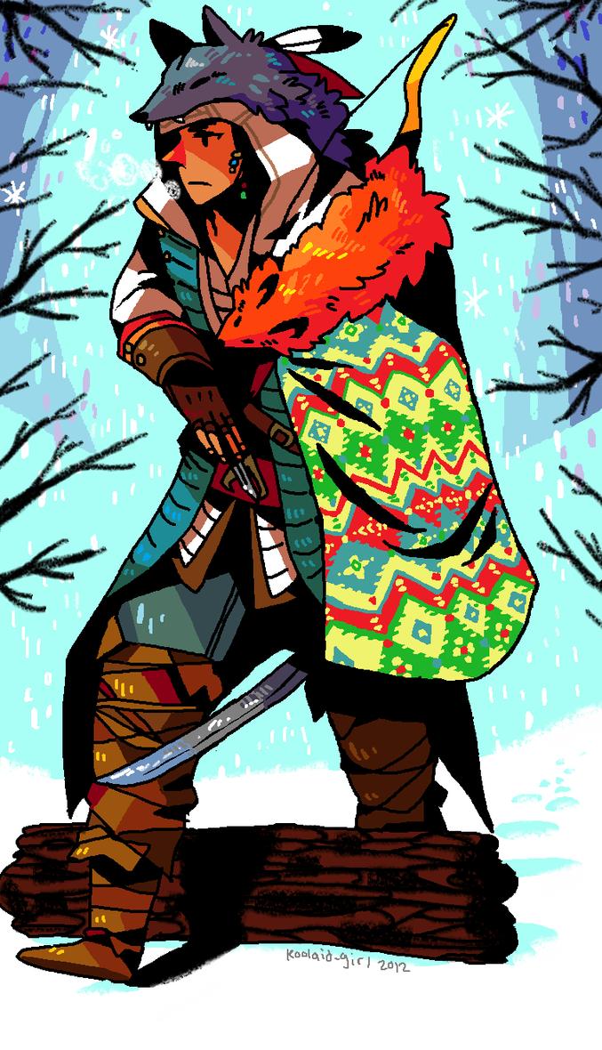 Harsh Winters by Koolaid-Girl
