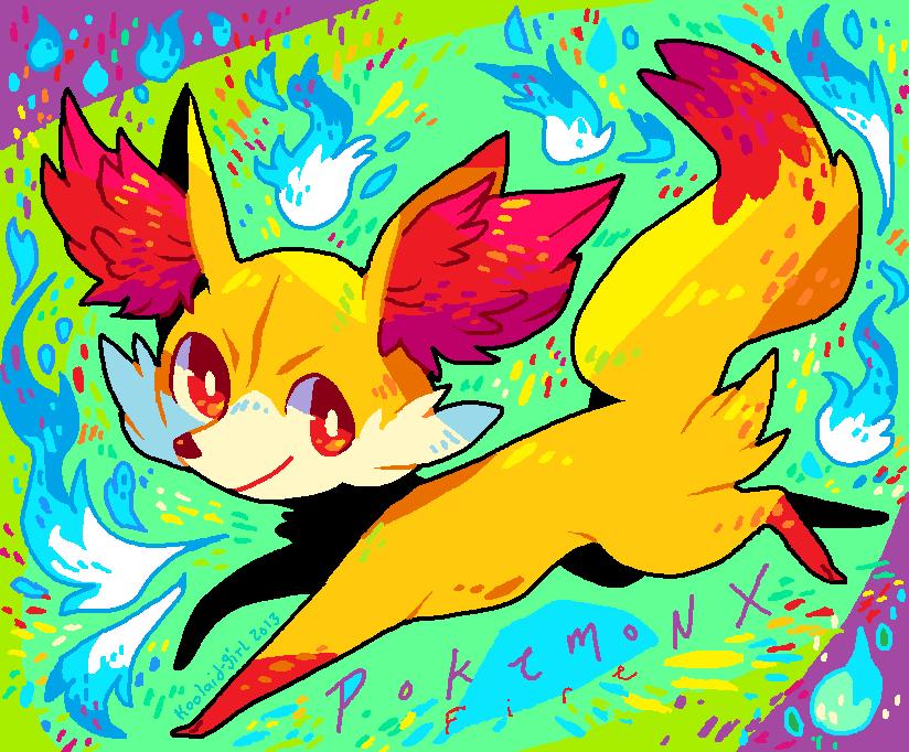 Fire Foxy by Koolaid-Girl