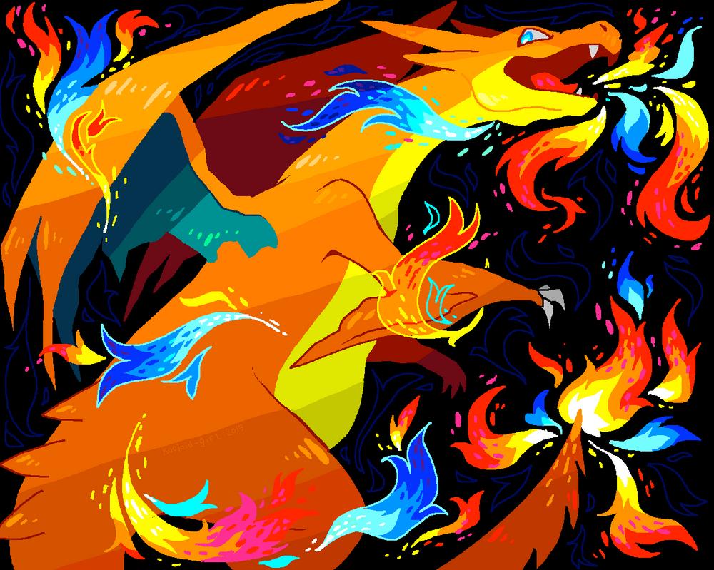 Y Fire by Koolaid-Girl