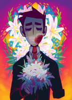 Funeral Flowers by Koolaid-Girl