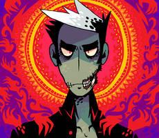 I'm A Zombie by Koolaid-Girl