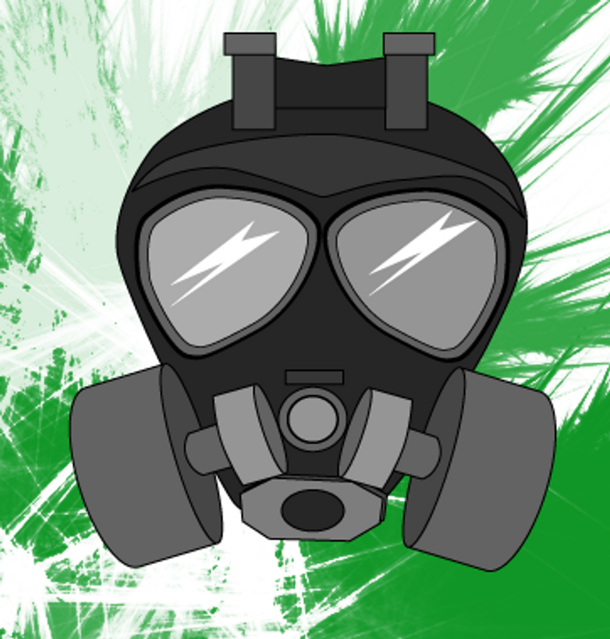Gas Mask by 33015