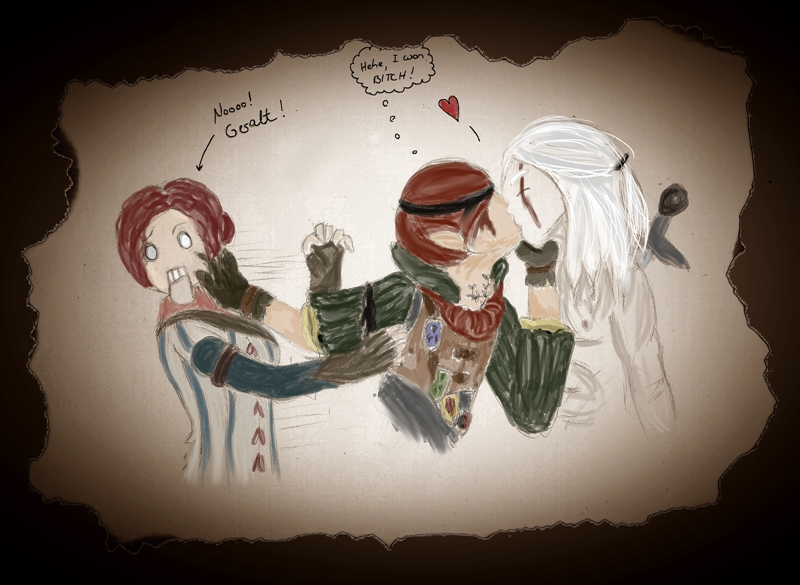 iorveth and saskia relationship