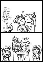 SMITE: Marriage Problems by TheCoconutTurtle