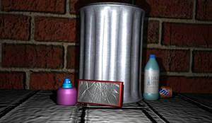 My 3D Still Life Project