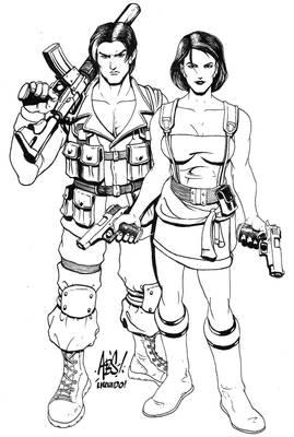 Resident Evil 21