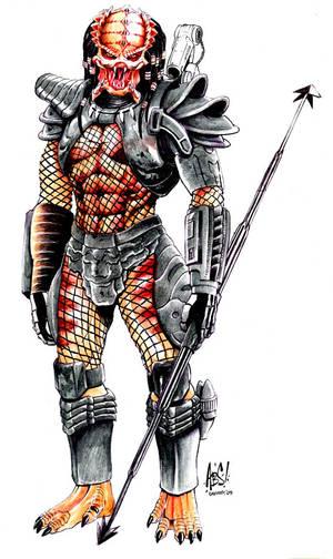 Predator Warrior