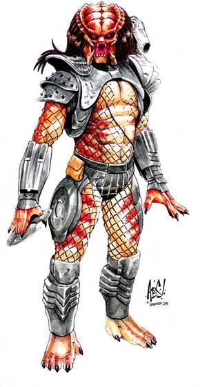 Predator Warrior 2
