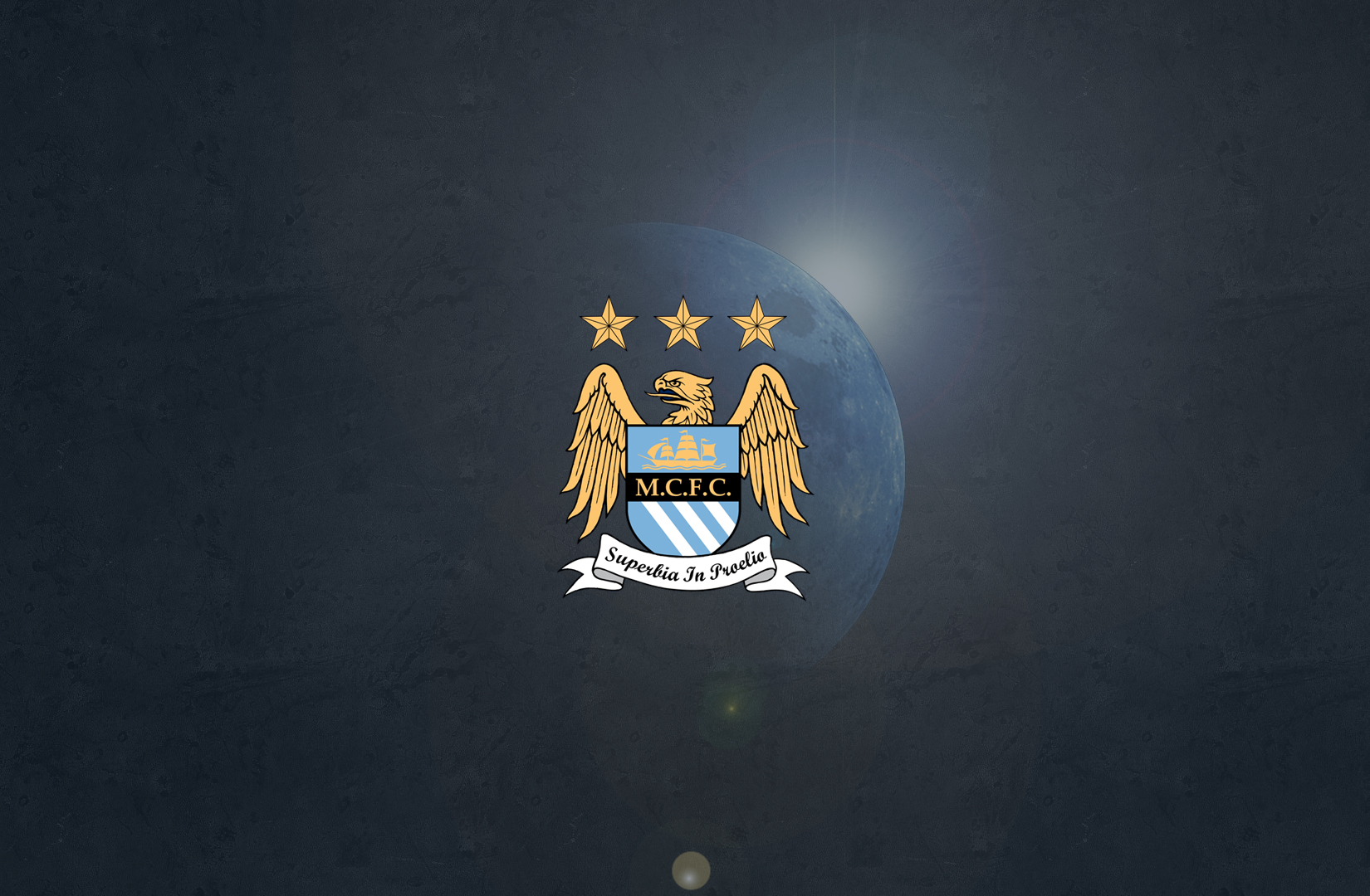 Manchester City Mascot