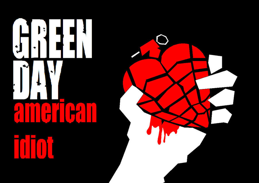 Green day (American Idiot) cover by WatersCry on DeviantArt
