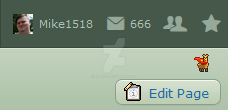 Get off my Deviantart account satan. by Mike1518