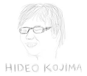 Kojima Hideo by b1oki