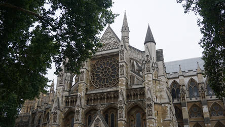 Westminster Abbey by ChessJess