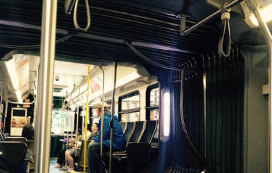 Bus Ride by anitasonia1998