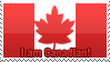 Canada Stamp by Deadman2