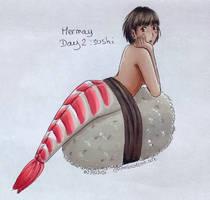 Mermay 2 : sushi