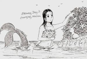 Mermay 8 changing season