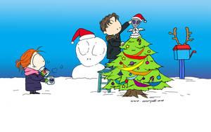 Christmas Tree by worrynet