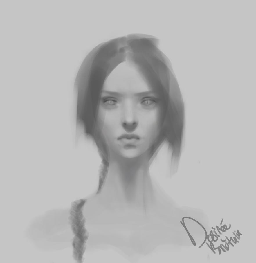 Face practise by YumeTatsu