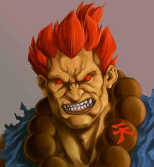 Akuma de Street Fighter