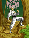 Tommy Power Ranger Movie by kido1987