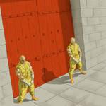Shaolin Gate by kido1987