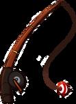 Fishing Rod by Verastophilis