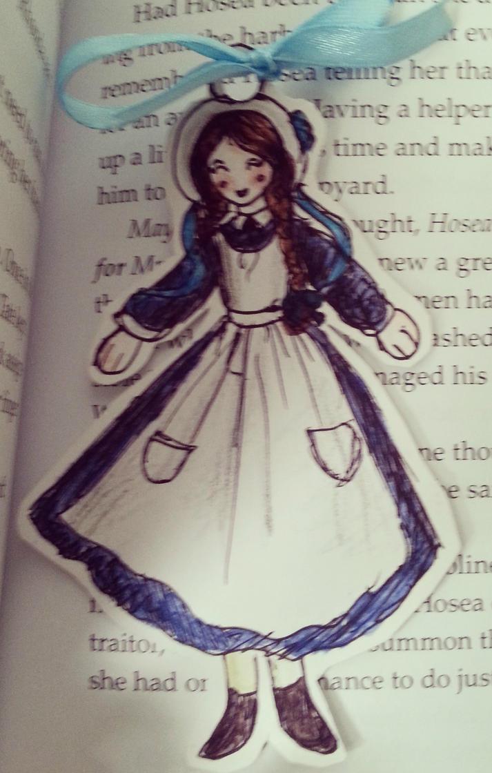 Narachiel Bookmark by Idontknowwhoyouknow
