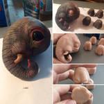Work in Progress - Mumford the Mammoth