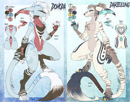 Ref: Domo and Darj by MATicDesignS