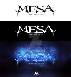 Mesa Logo Concept