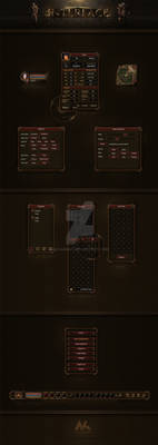 Interface for Metin2 by Ayagraf