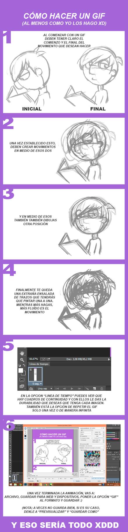 Como hacer un gif... mas o menos XD by Angelus19