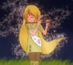 .:: The sound of a flute ::.