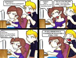 a true pete comic by AceroTiburon