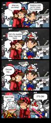 a true otakon story by AceroTiburon
